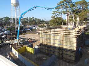 concrete pumping cost